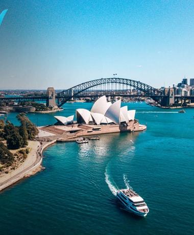 صورة جولة جماعية أسترالية