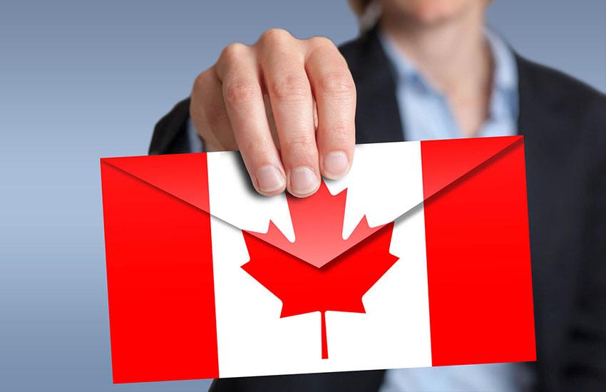 دعوتنامه کانادا