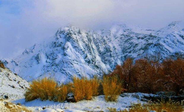 تصویر از سفر به ایران در زمستان