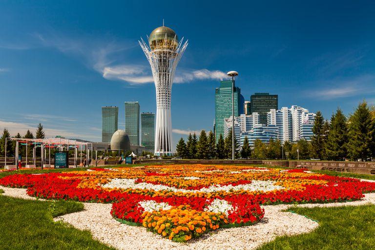 تصویر از اخذ ویزای قزاقستان