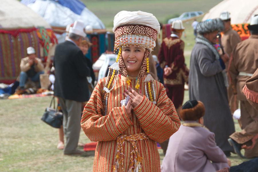 تصویر از ویزای قرقیزستان