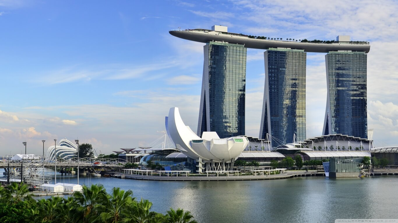 تصویر از اخذ ویزای سنگاپور