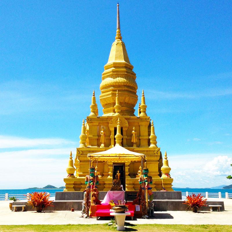 تصویر از اخذ ویزای تایلند