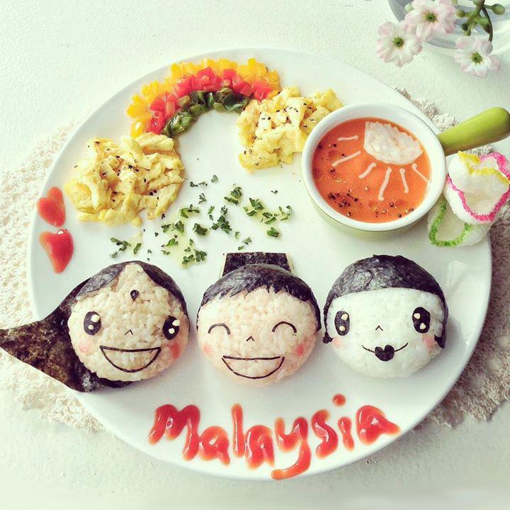 تصویر از بهترین رستوران های مالزی