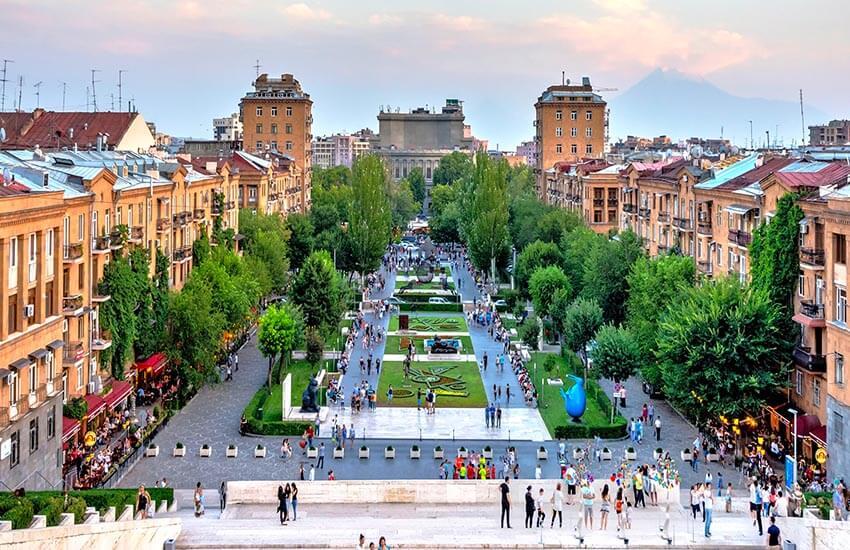 بهترین رستوران های ارمنستان