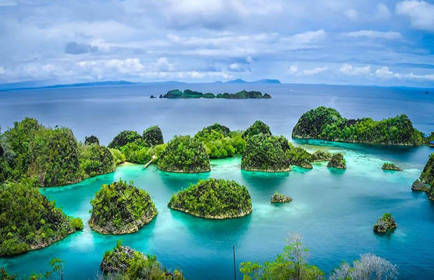 جاذبه های گردشگری اندونزی