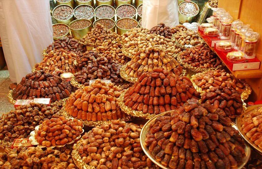 سوغات و خوردنی های دبی