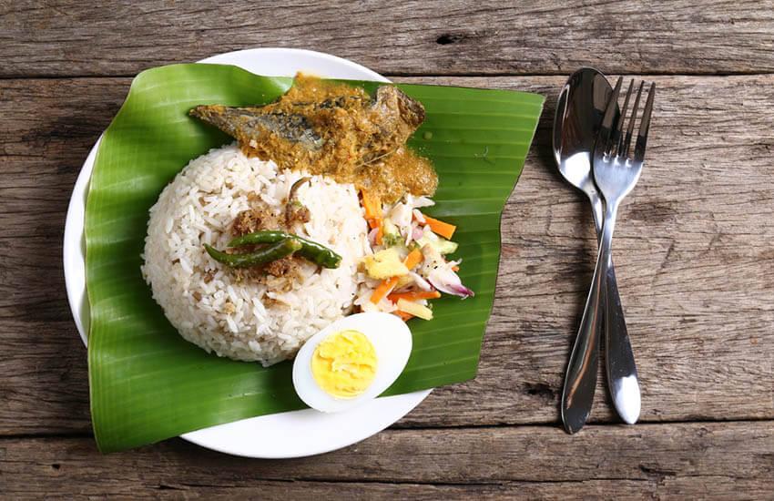 خوردنی های مالزی