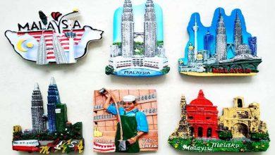 تصویر از سوغات و خوردنی های مالزی