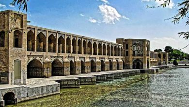 تصویر از بهترین برنامه سفر به اصفهان