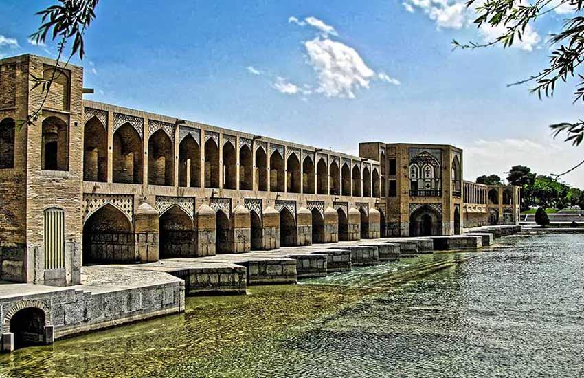برنامه سفر به اصفهان