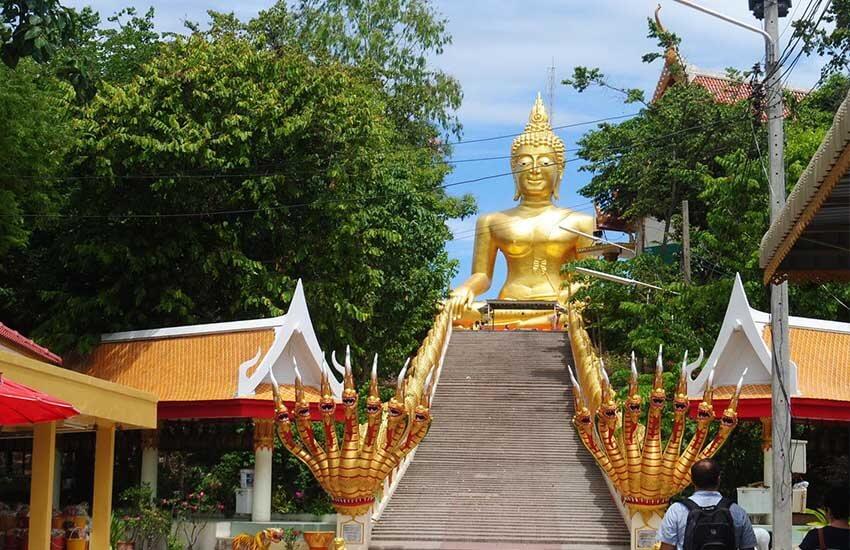 بودای بزرگ (وات فرا یایی)