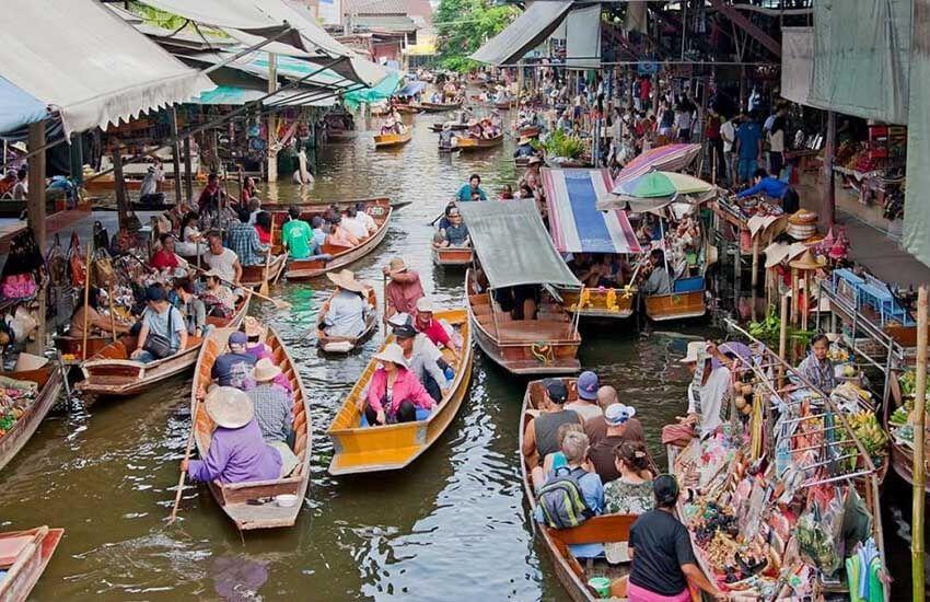 بازار شناور چهار بخشی