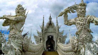 تصویر از جاذبه های گردشگری و جاهای دیدنی تایلند