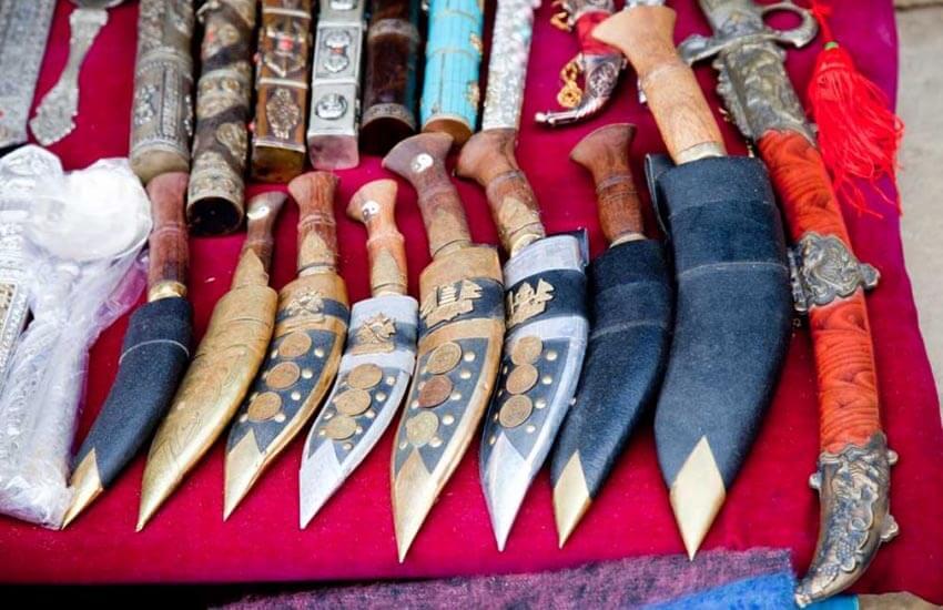 چاقوی دست ساز مجارستان