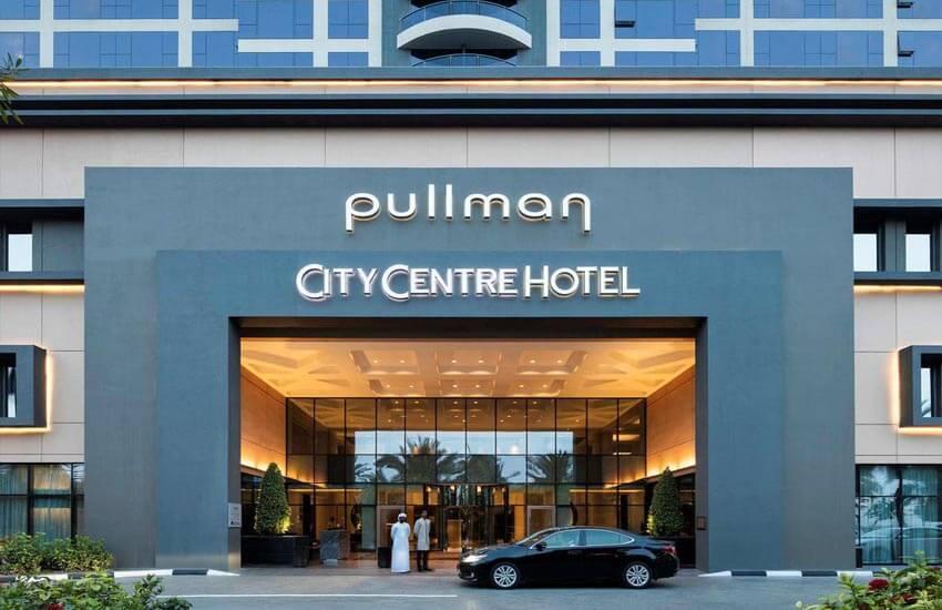 هتل پولمن دیره