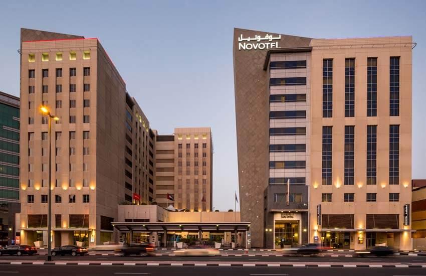 هتل نووتل ال بشیر