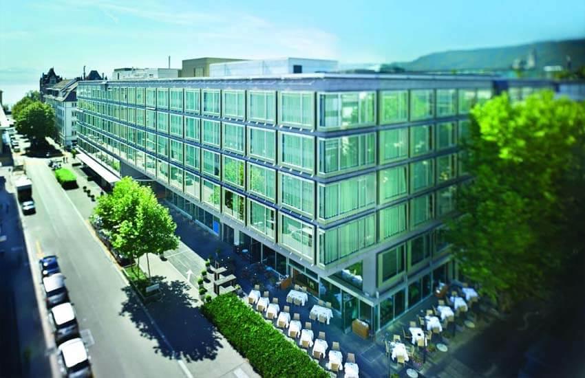 هتل پارک هایت سوئیس