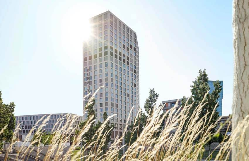 هتل رنسانس زوریخ تاور برج Mobimo