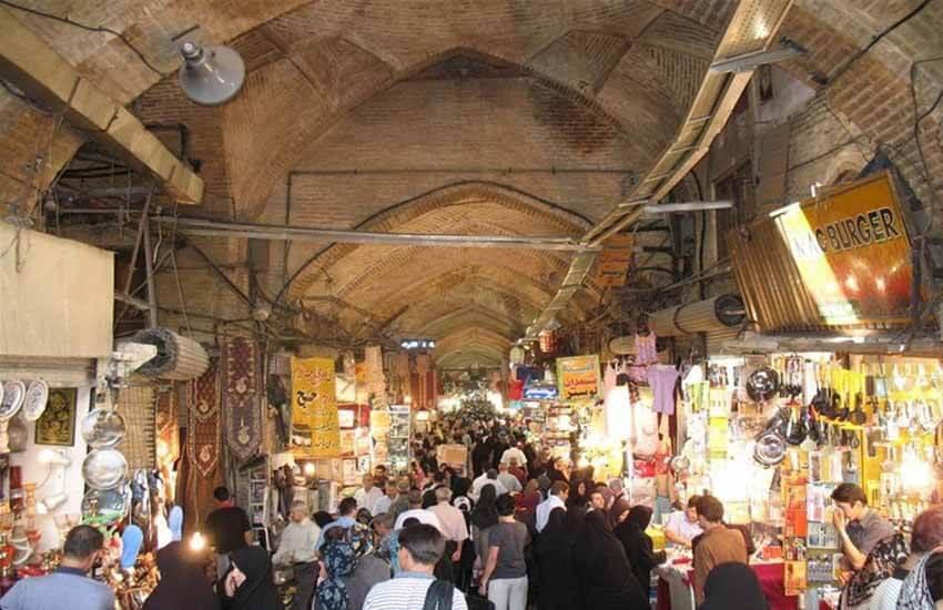 بازار رضا - راهنمای سفر مشهد