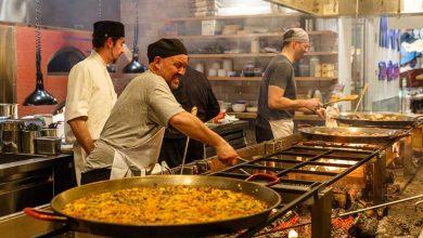 تصویر از بهترین رستوران های اسپانیا