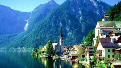 تصویر از جاذبه های گردشگری و جاهای دیدنی اتریش