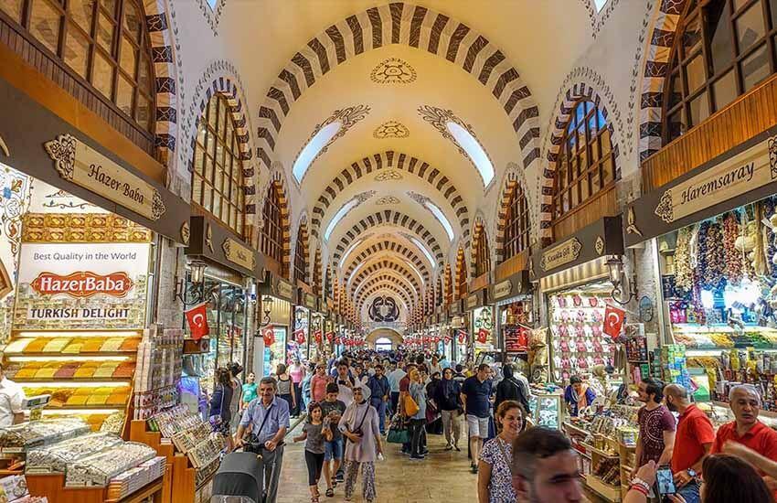 مراکز خرید استانبول بازار مصریها