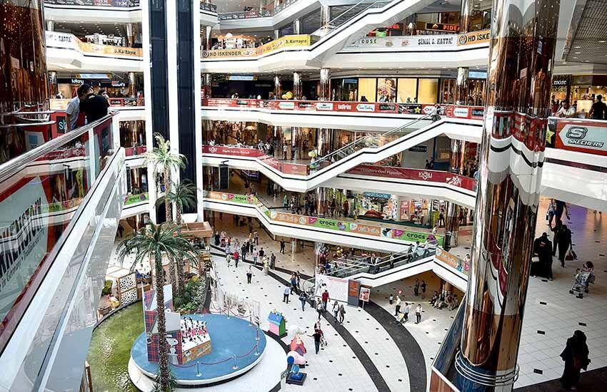 مراکز خرید استانبول - مرکز خرید جواهر