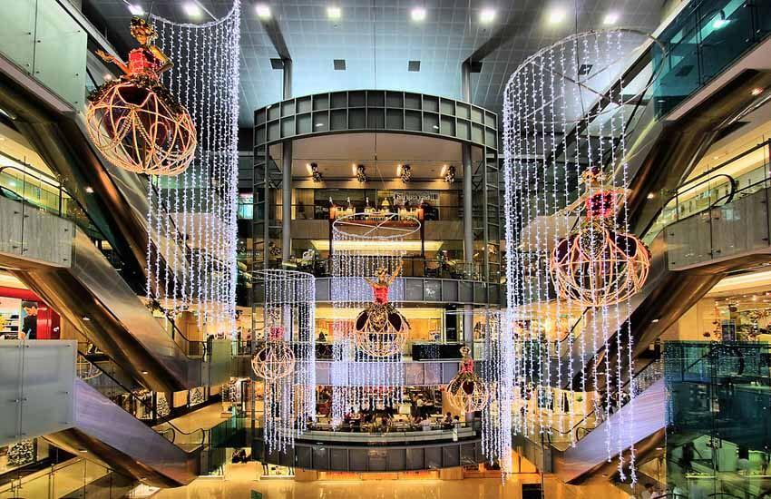 مراکز خرید بانکوک - سیام پاراگون