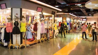 تصویر از مراکز خرید بانکوک