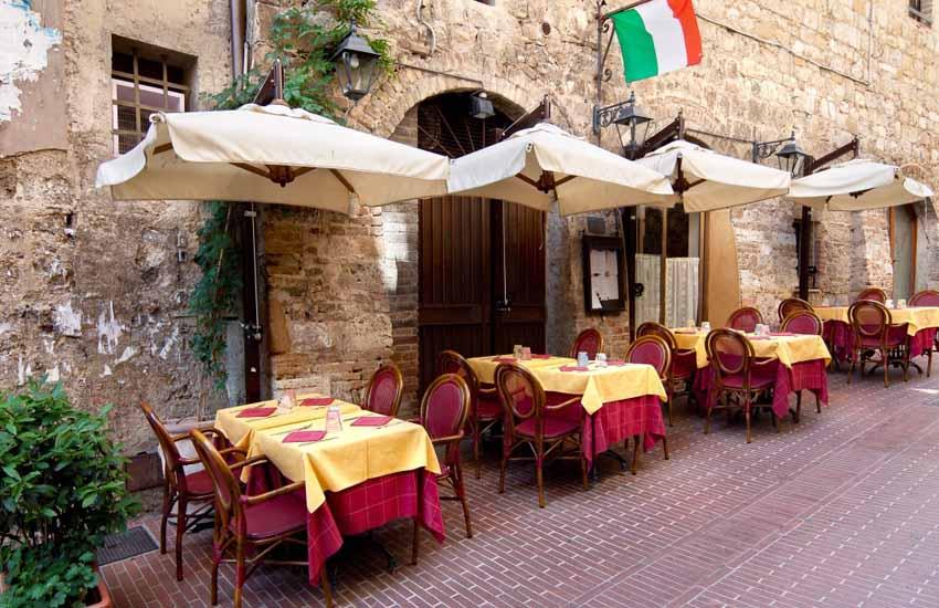 معروف ترین کافه های ایتالیا