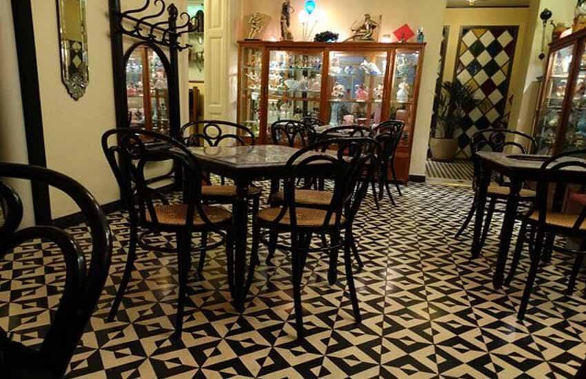 بهترین کافه های ایتالیا