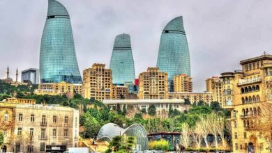 تصویر از جاهای دیدنی و جاذبه های گردشگری باکو