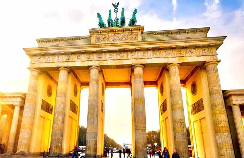 جاهای دیدنی آلمان