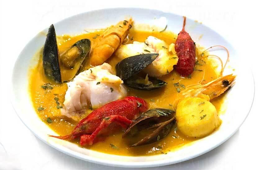 غذاهای فرانسوی