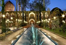 تصویر از هتل های 5 ستاره اصفهان