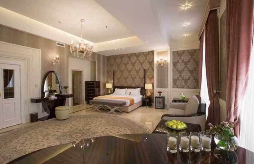 هتل های5 ستاره تهران