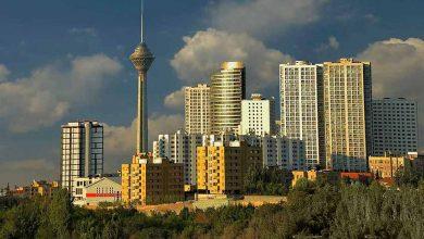 تصویر از هتل های 5 ستاره تهران