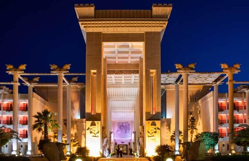 هتل های 5 ستاره کیش - هتل داریوش کیش