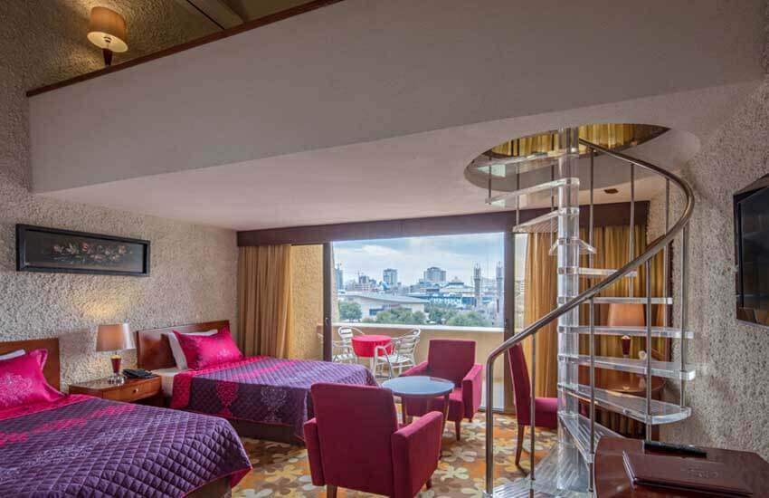 هتل های5 ستاره کیش - هتل شایان
