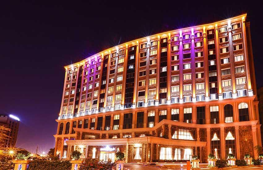 هتل های5 ستاره کیش - هتل ویدا