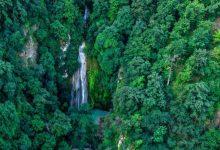 تصویر از آبشار لوه گلستان