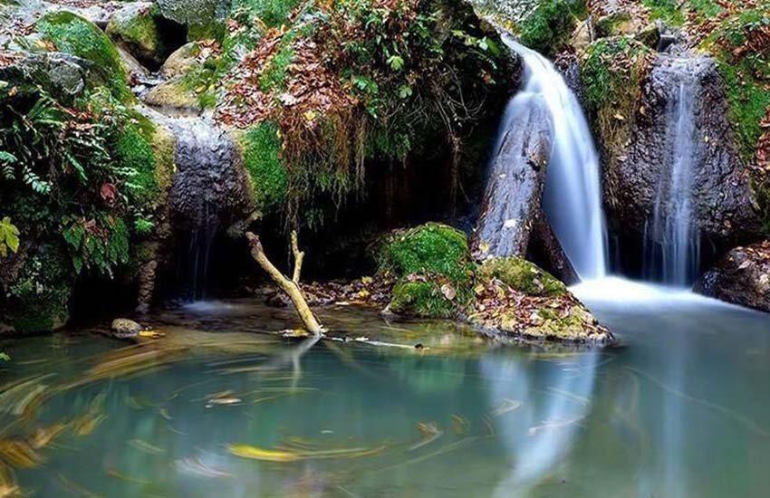 آبشار لوه - احمدزاده مشهد