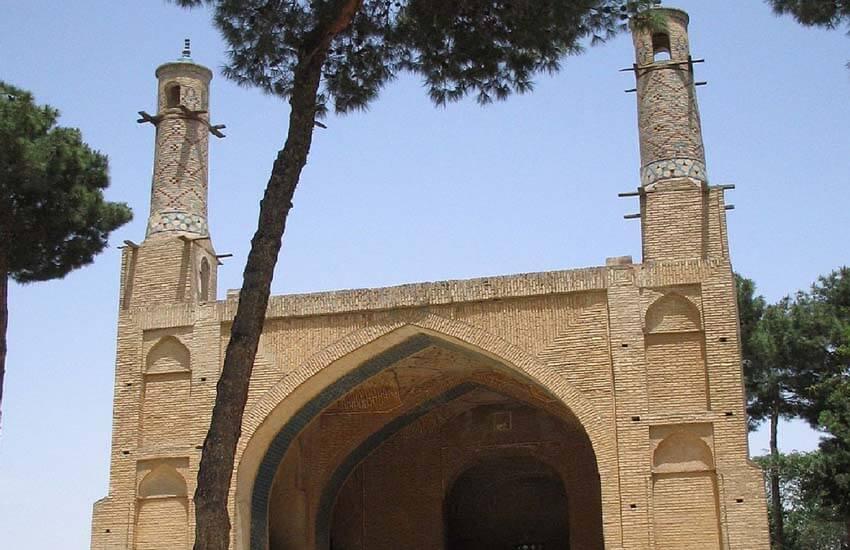جاهای دیدنی اصفهان
