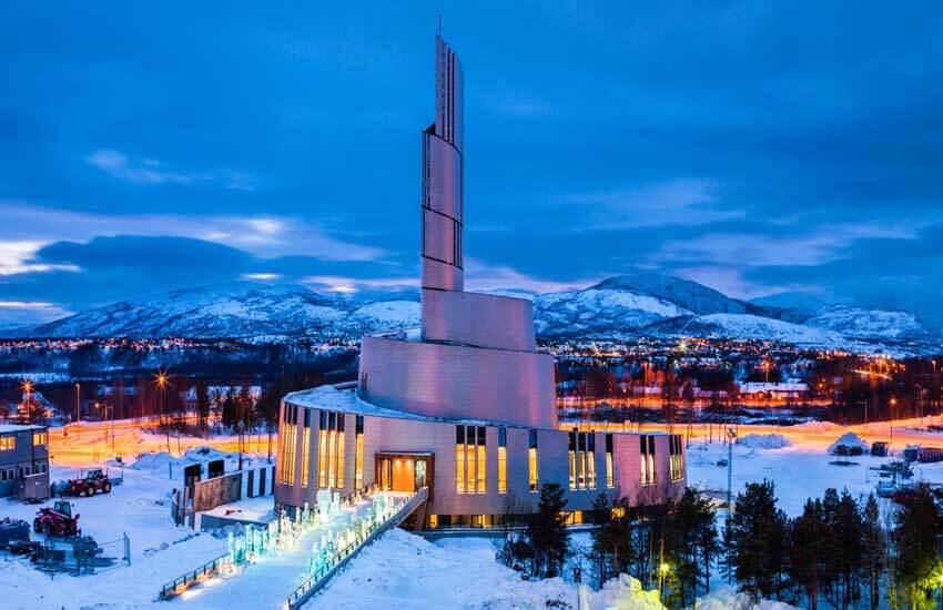 جاهای دیدنی نروژ