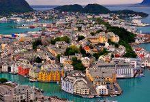 تصویر از جاهای دیدنی نروژ