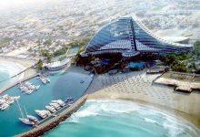 تصویر از معرفی هتل جمیرا دبی، هتلی مواج در کنار ساحل