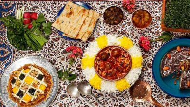 تصویر از ۱۰ غذای سنتی تبریز