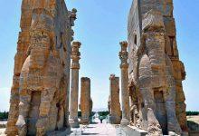 تصویر از معروف ترین بناهای تاریخی ایران