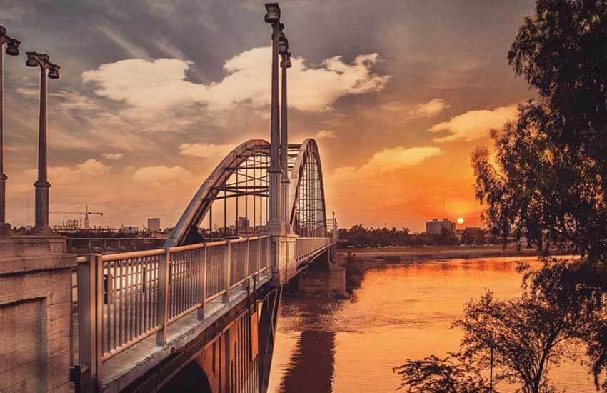 دیدنی های جنوب ایران